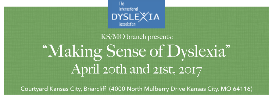 Making Sense of Dyslexia Event