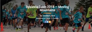 Dyslexia Dash 2018 - Moving Mountains @ Horizon Academy | Roeland Park | Kansas | United States