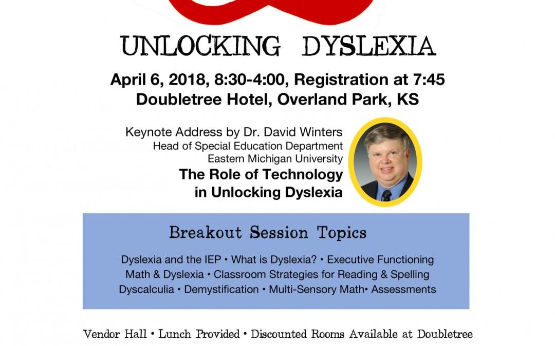 Unlocking Dyslexia
